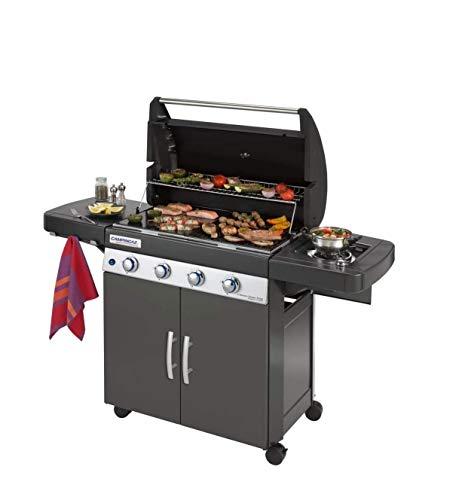 Altigasi Barbecue A Gas GPL Oppure METANO Sistema Dual Gas 4 Series Classic LS Plus Dark CAMPINGAZ...