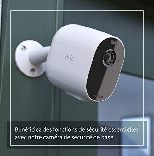 41YOy4qiz9L._SL500_ [Bon plan Arlo] !  Arlo Essential, 100% sans fils, video 1080p, vision nocturne couleur, Audio bidirectionnel, batterie de 6 mois, dét...