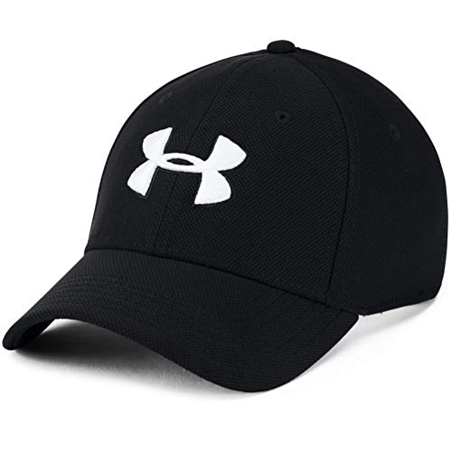 Under Armour Men'S Blitzing 3.0 Cap Berretta, Uomo, Nero, S/M