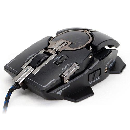 Zalman USB Knossos Ratón láser para juegos
