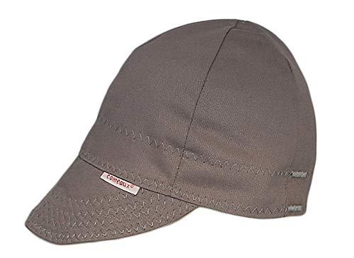 Comeaux Caps Reversible Welding Cap Solid grey Size 7 3/4