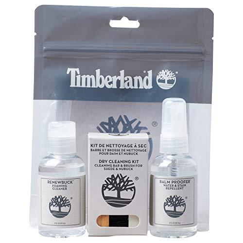 Timberland Travel Kit, Cirages et Produits d'entretien Unisex-Adult, Transparent (No Color), Taille Unique