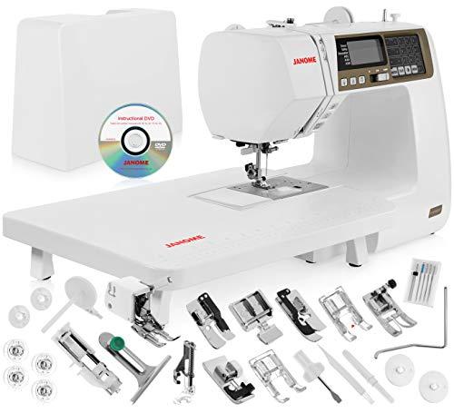 Product Image 1: Janome 4120QDC Computerized Sewing Machine
