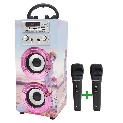 DYNASONIC (3º Generación, Modelo 2021 Karaoke con microfon