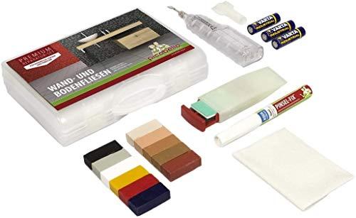 Picobello G61457 - Set per la riparazione di pavimentazioni in piastrelle, di pareti e pavimenti
