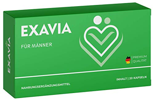 Exavia Mann   EXTREM   hochdosiert   20 Kapseln