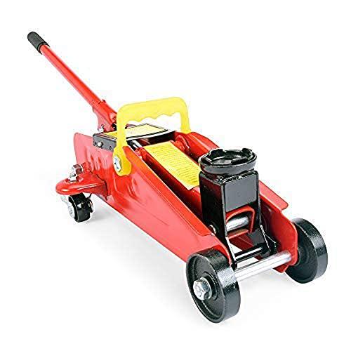 Indian Eagle Car Jack (2 ton) Car Hydraulic Floor Jack Trolley Jack for All Cars