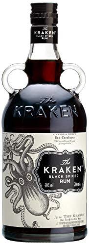 The Kraken, Black Spiced Rum, 700 ml