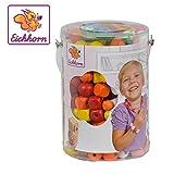 Eichhorn -100003410 - Kit de Perles en Bois