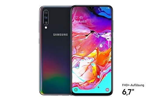 Samsung Galaxy A70 - Smartphone 4G (6,7'' - 128GO - 6 GO RAM) - Black...