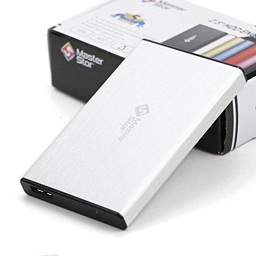 MasterStor 1 Anni di Garanzia-unit Disco Rigido Esterno USB 3.0 Super-Veloce 2,5 Pollici SATA Laptop...