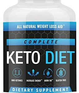 Keto Diet Pills - Weight Loss Fat Burner Supplement for Men and Women - Carb Blocker & Appetite Suppressant Formulated to Compliment a Ketogenic Diet - 60 Capsules 14 - My Weight Loss Today