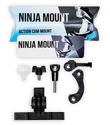 NINJA MOUNT ProAdapter Set – Compatibile con Fox Proframe & GoPro