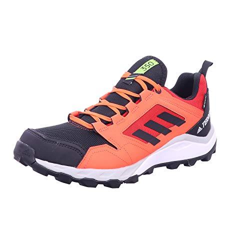 adidas Terrex Agravic TR GTX, Zapatillas Deportivas Hombre, Solar Red/Core Black/Grey Two F17, 40 2/3 EU