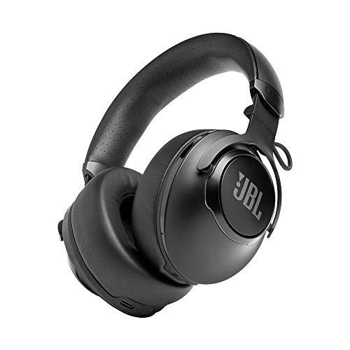 JBL CLUB 950NC – Bluetooth Over-Ear-Kopfhörer mit Noise-Cancelling in Schwarz – Professioneller JBL Pro Sound – Perfekt für unterwegs