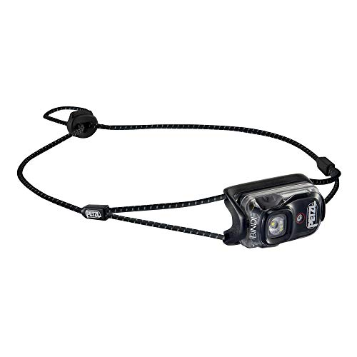 PETZL - Bindi, 200 Lumens, Ultralight, Rechargeable, and Compact Headlamp