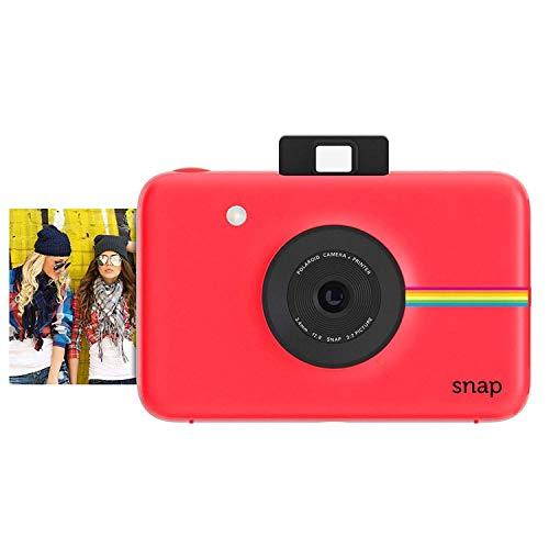 Polaroid Snap - Cámara digital instantánea, tecnología de impresión Zink Zero Ink, 10 Mp, Bluetooth, micro...