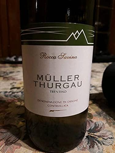MLLER THURGAU TRENTINO DOC ROCCA SAVINA - cartone di 6 bottiglie da 75 cl.