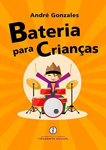 Bateria para crianças