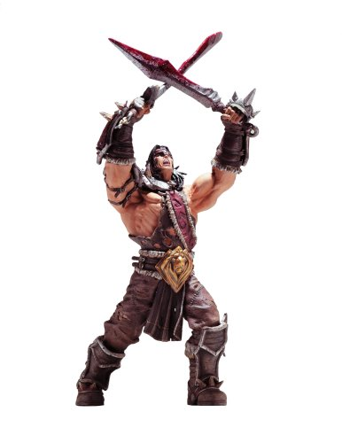 Action Figur WoW Alliance Hero Lo'Gosh (Serie V)