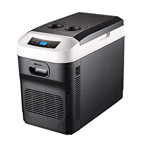 28L portatile auto frigorifero compressore frigorifero/auto e casa 12 v / 24 v / 220 V caldo e...