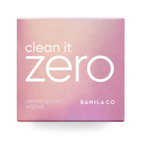 BANILA CO NEW Clean It Zero Original Cleansing Balm 3-in-1 Makeup Remover 6