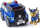 PAW Patrol — El Crucero de policía Transformador de Chase con megáfono abatible, para Edades de 3 años en adelante
