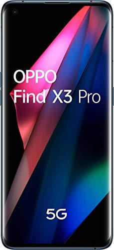 OPPO Find X3 Pro 5G - Pantalla 6,7' (AMOLED 120 Hz, 12GB + 256GB,...