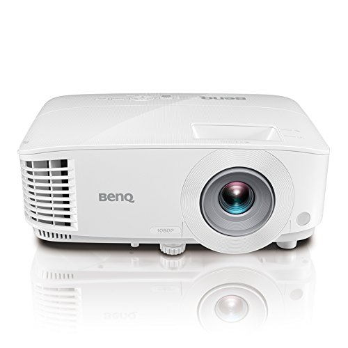 BenQ MH733 1080P Business Projector   4000 Lumens for Lights On Enjoyment   16,000:1 Contrast Ratio...