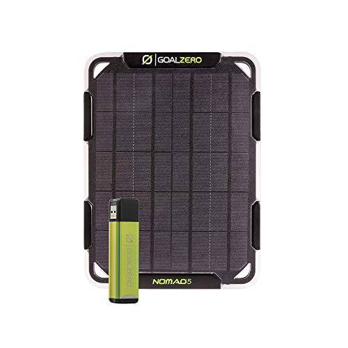 Nomad 5/Flip 12 - Kit Solar