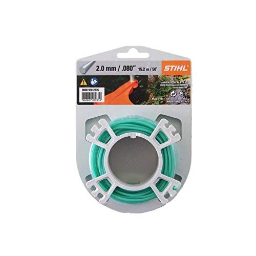 Stihl 2mm x 15m/15,2m in nylon decespugliatore Cord Part No. 00009302335