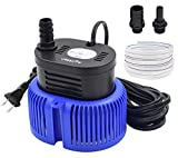 AgiiMan Pool Cover Pump Above Ground - Submersible Swimming Sump...