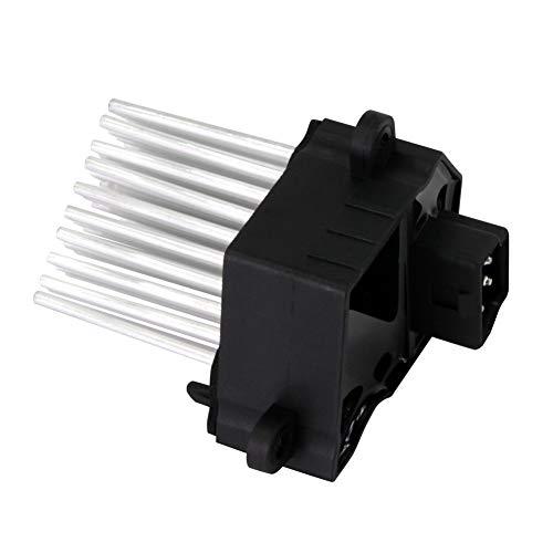 TAMKKEN Blower Motor Resistor 64116923204 for BMW 325Ci 325i 325xi 330Ci 330xi BMW X3 X5 M3 323i 525i 530i 540i Fit 351321511 64116929540 RU617