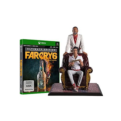 Far Cry 6 - Ultimate Edition   Uncut - [Xbox One, Xbox Series X]+ FAR CRY 6: Antón & Diego Castillo - Löwen von Yara