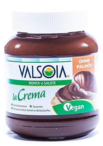 Valsoia la Crema - la crema para untar vegana 400 g / crema