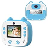 Dragon Touch Sofortbildkamera Kinder Kamera 2 Zoll...