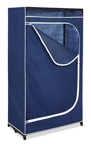 Whitmor Clothes Closet - Freestanding Garment Organizer with...