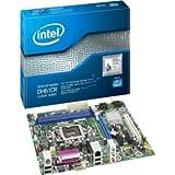 Intel Classic DH61CR Desktop Motherboard - Intel - Socket H2 LGA-1155. DH61CR UATX MOTHERBOARD GBE 1 PCIE 2.0 X16/DVI-D+VGA ISP-MB. Micro ATX - 1 x Processor Support - 8 GB DDR3 SDRAM Maximum RAM - Serial ATA/300 - 1 x PCIe x16 Slot
