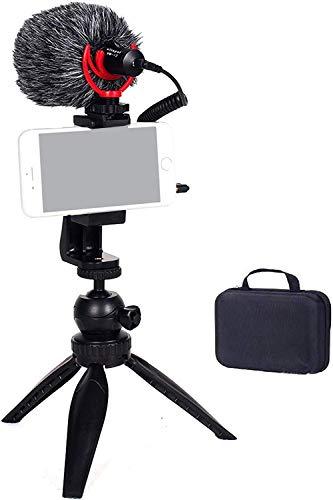 Comica BoomX-D D2 2.4G Digital 1-Trigger-2 Wireless Mikrofon Mit Transmitter & Receiver Clip-on Mikrofon