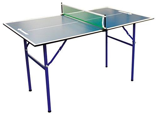 Schildkröt Tischtennis-Minitisch Midi XL, 120 x 70 x 68 cm, perfekt für den kleinen Garten oder für die Wohnung geeignet, 838579