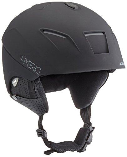 Alpina Unisex Skihelm Cheos, schwarz matt, 52-56 cm, 9058130