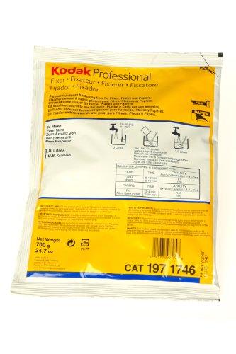 KODAK Fixer for Paper and Film, 1Gallon Mix