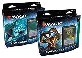 MTG Magic Kaldheim KHM Commander Decks - Set of Both Decks