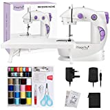 Magicfly Mini Sewing Machine for Beginners with Extension Table, Dual Speed Portable Sewing Machine...