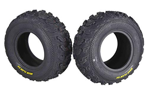 Kenda Bear Claw EX 22x8-10 Front ATV 6 PLY Tires Bearclaw 22x8x10-2 Pack