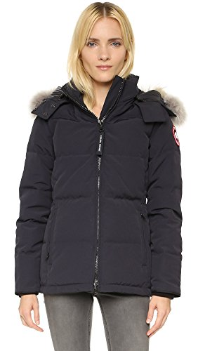 41ZkCMBtFsL Rated a 3 on Canada Goose's Thermal Experience Index, this jacket should keep you warm around 10?F Hip-length Removable 2-way adjustable tunnel hood (hood opening and vertically) with an adjustable bracing wire for superior protection in high-wind conditions