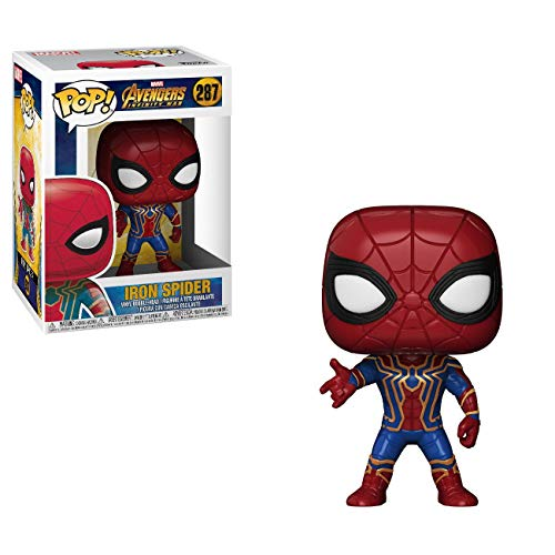 Funko, Figura Coleccionable, Iron Spider, Marvel Infinity War