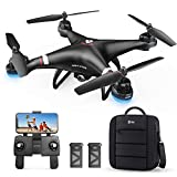 Holy Stone GPS Drone with 1080P HD Camera FPV Live Video for Adults and Kids, Quadcopter HS110G with...