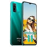 Telephone Portable Debloqué Pas Cher Android 11, 5500mAh Batterie, 32Go,...