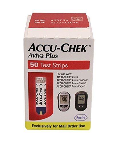 Accu-Chek Accu-Chek Aviva Plus Test Strips by Accu Chek